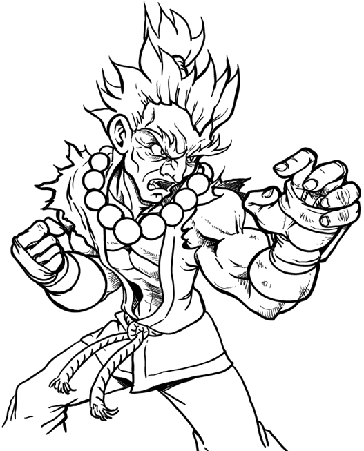 Akuma (Street Fighter)