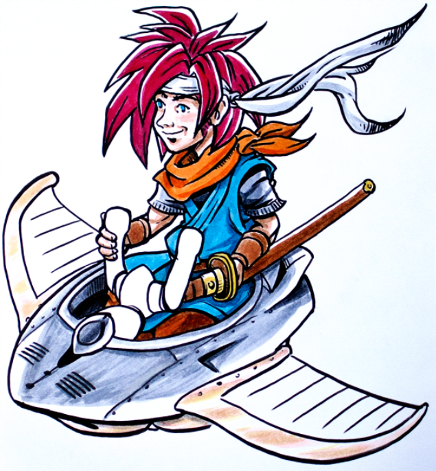 Chrono (Chrono Trigger)